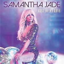 SAMANTHA JADE Best Of My Love CD BRAND NEW