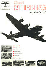SHORT STIRLING REMEMBERED: FACSIMILE of 1974 AIR HISTORY SERIES No.1