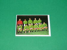 FKS PANINI FOOTBALL 1973-1974 FRANCE AS SAINT ETIENNE ASSE VERTS CHAUDRON
