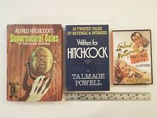 3-lot-Alfred Hitchcock's Supernatural Tales-Written-Powell-Mr & Mrs Smith DVD***