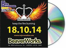 Pete Monsoon - Rejuvenation - Keep the fire Burning / Wigan Pier Monroes Maximes