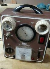 Vintage Vac U Tronic Tester Model 21 Vacuum Tester Tf