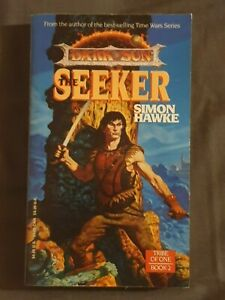 Rare The Seeker, Tribe of One No 2 by Simon Hawke 1994 TSR dark sun 1st edition