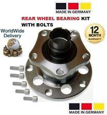 FOR VOLKSWAGEN VW PASSAT 1.8 1.9 2.5 TDI VR5 2000-2005 NEW REAR WHEEL BEARING