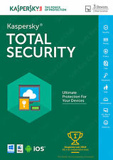 Kaspersky Total Security Multi-Device 3PC/1Year | Better Internet Security