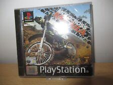 Motocross Mania - Sony PlayStation 1 PS1 buen coleccionistas PAL