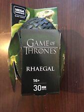 Game of Thrones MEGA Construx RHAEGAL Dragon Egg  NEW