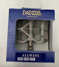 MKS Pedal Always Ezy Superior 112-086 MTB Aluminum