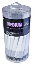Jware Pre-rolled Medium Cones Rolling Paper (100 Pack)