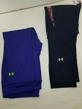 Under Armour Leggings Womens Size Small Petite Athletic Clothing Lot