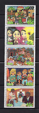 RSA Afrique du Sud South Africa Y&T N°852 à 856 une bande 5 timbres neufs/T3853