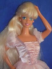 Barbie Doll ~ with Princess Style Dress ~ for Play/Unique