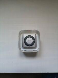 Apple iPod Shuffle 4th Generation Silver (2 GB) unopened BNIB