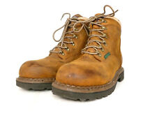 Womens Georgia Boots Brown G3312 Steel Toe Boots - Women's Size 7 M