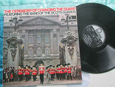 Los escoceses guardias de la banda solemne ocasión STL5345 Gatefold Mangas Cortas Talla UK VINILO LP ÁLBUM