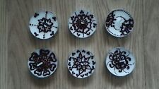 Mehndi For Candles : Henna round candles tea lights ebay