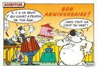 CPM - Carte Postale CUBITUS  Illustré par DUPA - Postcard - Cartolina