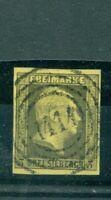 Preussen, Friedrich Wilhelm IV., Nr. 4a Stempel 1414, geprüft BPP Kastaun