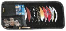 Polco Universal Sun Visor CD DVD Organiser Holder 11085