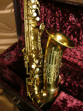 C.G. Conn Alto Saxophone ,,Naked Lady'' (1948 - 1949) ~ Made in USA
