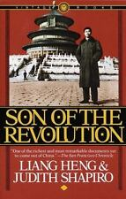 Son of the Revolution by Shapiro, Judith, Heng, Liang, Good Book