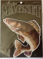 Fish Magnet Car Auto Sport Kitchen Fridge Locker Magnetic