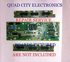 TNPA5335 TNPA5340 TNPA5341 Complete REPAIR SERVICE TC-P55GT30 Etc. 7 BLINKS
