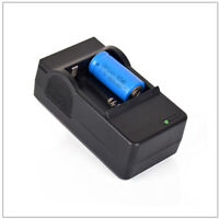 16340 Rechargeable For LED Flashlight Wall Charger Li-ion Battery Charger