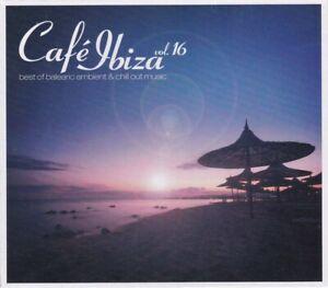 Cafe Ibiza - Vol. 16 OVP NEU