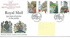 wbc. - GB - FIRST DAY COVER - FDC - COMMEMS -1985- ROYAL MAIL -  Pmk B'sht +cach