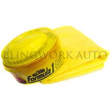 (FREE MICROFIBRE TOWEL) FORMULA 1 Carnauba Paste Wax High Gloss Shine Protection
