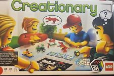 LEGO Games Creationary (3844) Incomplete Missing Like 10 Pz