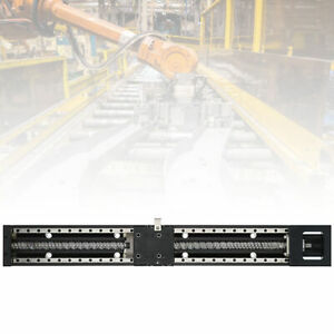 Linear Guide Stage CNC SingleAxes Module Robotic Arm Sliding Table VKK86-10C New