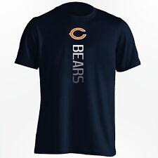 Chicago Bears T-Shirt - Vertical Design Shirt - S-5Xl