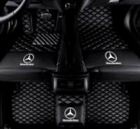 SuitableFor 2000-2020Mercedes-Benzall models luxury custom waterproof floor mats