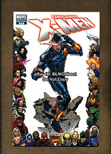 2009 Uncanny X-Men #514 70th Anniversary Variant NM- Marvel Comics
