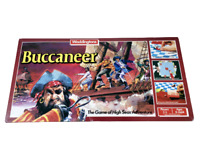 Retro Vintage WADDINGTONS BUCCANEER BOARD GAME 2-4 Players Age 8+ 100% COMPLETE