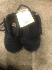 Baby Gap Booties Infant Shoes  6-12 Months (New)