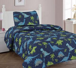 2/3PC BEDDING QUILT SET BEDSPREAD BED DRESSING BEDDING FOR KIDS TEENS NEW DESIGN