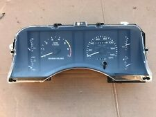 1983-1986 Ford Mustang Gauge Cluster Circuit Board Housing Instrument Panel OEM
