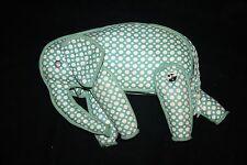 Vintage Antique Stuffed Elephant