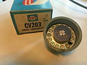 Hygrade CV203 Choke Thermostat For Some 1983 Ford & Mercury 1.6L Apps