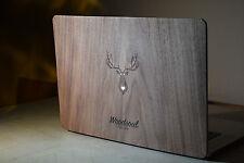 "Echt Holz Macbook AIR 11"" Cover Schutz Case Sticker Decal Skin Wrap Hülle"