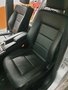 Mercedes W212 Front Passenger Seat Full Electric