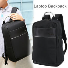 "17"" Travel Laptop Backpack 17 Inch Business Bag Computer Water Resistant Case"