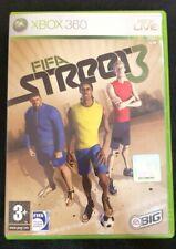 XBOX 360 -  FIFA Street 3 - (Game / Spiel / Gra / Игра) / Football