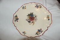 1 assiettes  SARREGUEMINES AGRESTE 29 cm serving plate