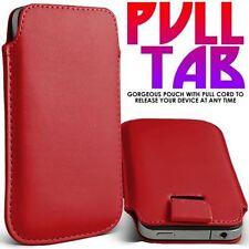 Étuis, housses et coques rouge Universel pour téléphone mobile et assistant personnel (PDA) Apple