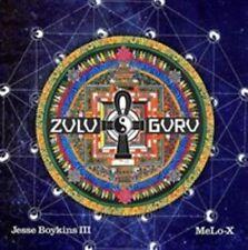 Zulu Guru by Jesse Boykins III/MeLo-X (Vinyl, Oct-2012, Ninja Tune (USA))