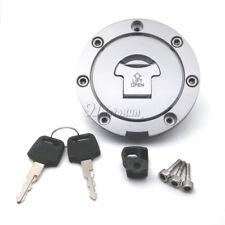 Fuel Gas Tank Cap Cover Lock Key For Honda CBR 900 929 954 RR VFR400 CB1000